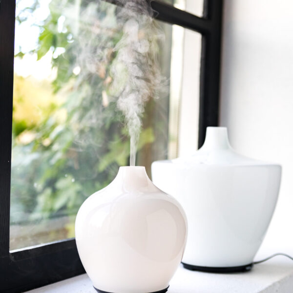 aroma diffusers Vase Jumbo WH