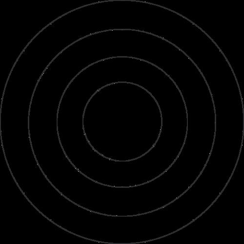 cirkels achtergrond