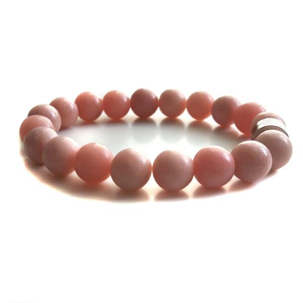 dames-armband-roze-opaal