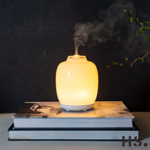 Aroma diffuser Surya white aan