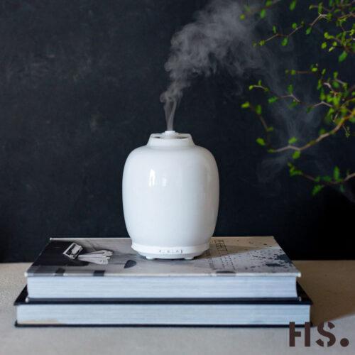 Aroma diffuser Surya white