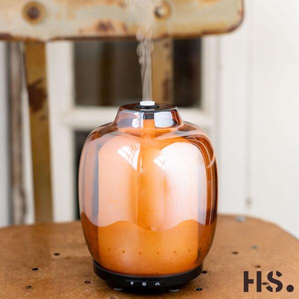aroma diffuser Surya amber
