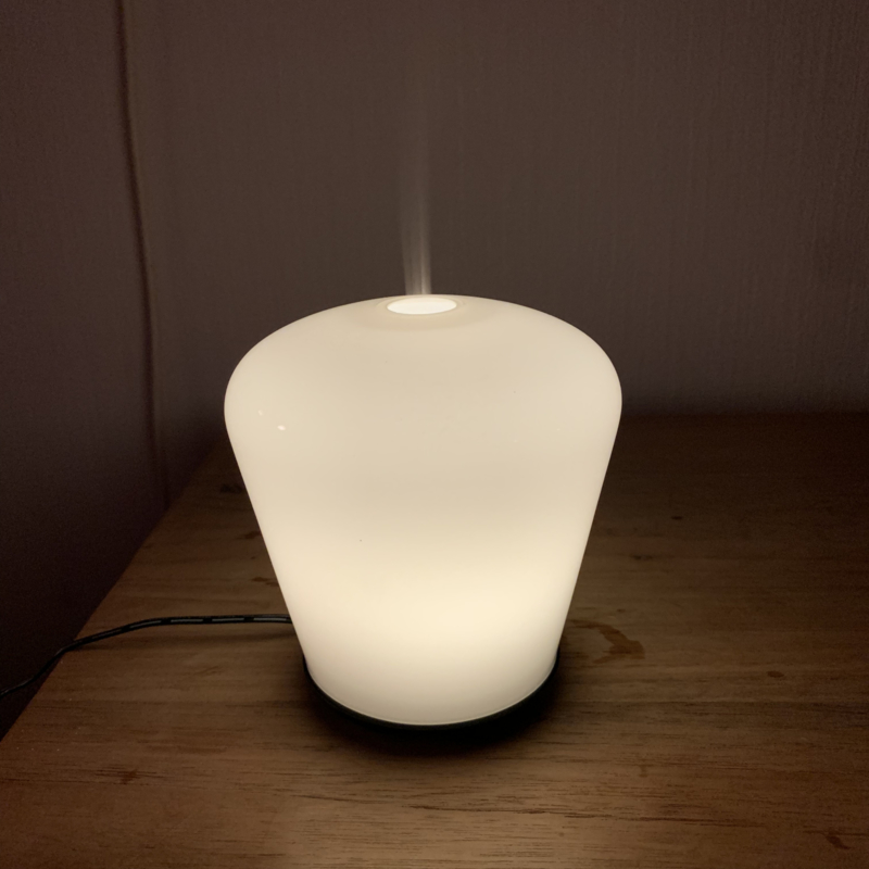 aroma diffuser Mush white aan